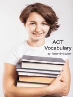 ACT Vocabulary
