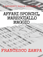 Affari Sporchi, Maresciallo Maggio