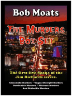 Five Murders Box Set