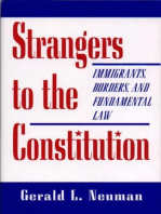 Strangers to the Constitution
