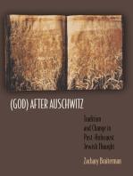 (God) After Auschwitz