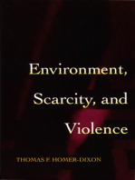 Environment, Scarcity, and Violence