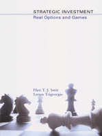 Strategic Investment: Real Options and Games