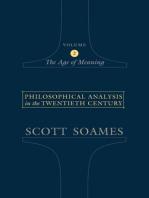 Philosophical Analysis in the Twentieth Century, Volume 2