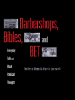 Barbershops, Bibles, and BET
