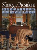 The Strategic President