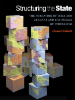 Structuring the State