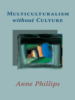 Multiculturalism without Culture