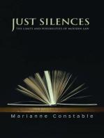 Just Silences