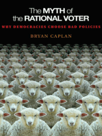 The Myth of the Rational Voter
