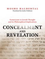 Concealment and Revelation