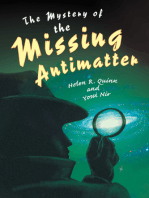 The Mystery of the Missing Antimatter