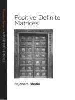 Positive Definite Matrices