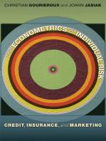 The Econometrics of Individual Risk: Credit, Insurance, and Marketing