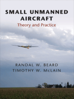 Small Unmanned Aircraft: Theory and Practice