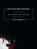 Politics and Strategy