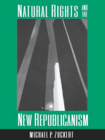 Natural Rights and the New Republicanism