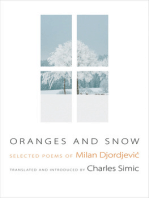 Oranges and Snow