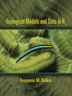 Ecological Models and Data in R