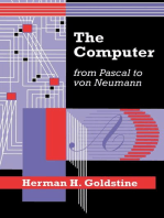 The Computer from Pascal to von Neumann