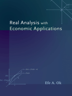 Real Analysis with Economic Applications