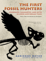 The First Fossil Hunters