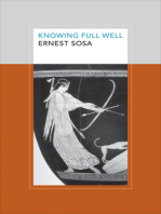 Knowing Full Well
