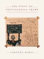 The Event of Postcolonial Shame