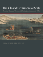 The Closed Commercial State: Perpetual Peace and Commercial Society from Rousseau to Fichte