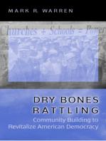 Dry Bones Rattling