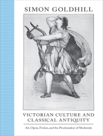 Victorian Culture and Classical Antiquity