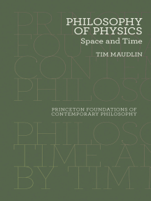 Philosophy of Physics: Space and Time