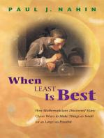 When Least Is Best