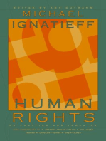 Human Rights as Politics and Idolatry