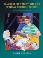 Calculus of Variations and Optimal Control Theory