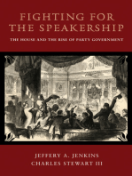 Fighting for the Speakership