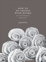 How to Do Things with Books in Victorian Britain