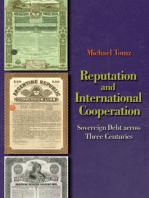 Reputation and International Cooperation: Sovereign Debt across Three Centuries