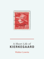 A Short Life of Kierkegaard