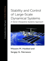 Stability and Control of Large-Scale Dynamical Systems