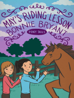 May's Riding Lesson