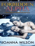 Forbidden Alpha (Paranormal Werewolf Romance)