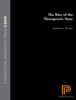 The Rise of the Therapeutic State