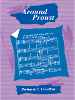 Around Proust