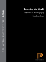 Touching the World: Reference in Autobiography