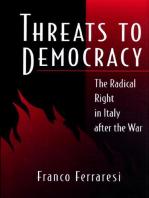 Threats to Democracy