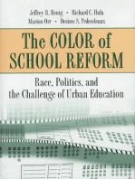 The Color of School Reform