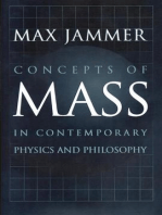 Concepts of Mass in Contemporary Physics and Philosophy
