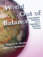 World Out of Balance