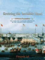 Reviving the Invisible Hand